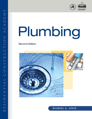 Workbook for Joyce's Residential Construction Academy: Plumbing, 2nd