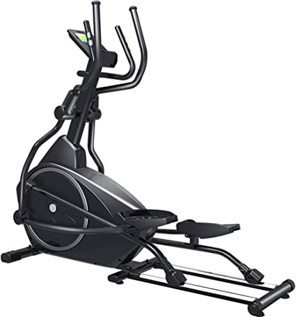 YXRPK Bicicleta Elíptica Profesional Ejercicio Maquina Fitness, Diseño De Rodamientos, Operación Multienlace, Sistema Autogenerador: Amazon.es: Deportes y aire libre