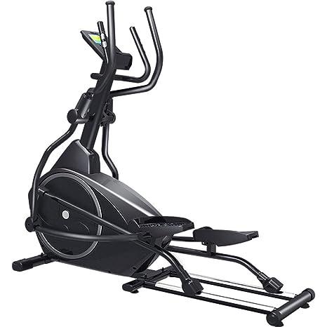 YXRPK Bicicleta Elíptica Profesional Ejercicio Maquina Fitness ...