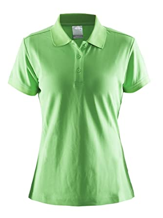 Craft Damen Polo Pique Classic W Polohemd
