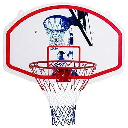Amazon.com: Gymax Mini aro de baloncesto, 35.0 in x 24.0 in ...