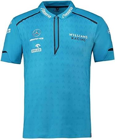 Rokit Williams Racing 2020 Mens Team Performance Polo Shirt White M