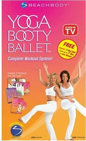 Booty Ballet Complete Workout System