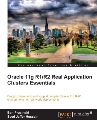 Oracle 11g R1/R2 Real Application Clusters Essentials Pdf