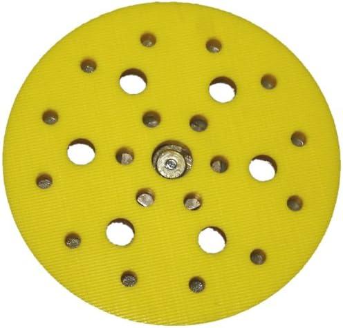 3M 705876 Schleifteller mit Kletthaftung 6 Loch Durchmesser 150 mm