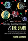 A bold, brain based teaching approach to culturally responsive instruction  To close the achievement gap, diverse classrooms need a proven framework for optimizing student engagement. Culturally responsive instruction has shown promise, but many tea...