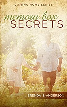 Memory Box Secrets (Coming Home Book 2) by [Anderson, Brenda S.]