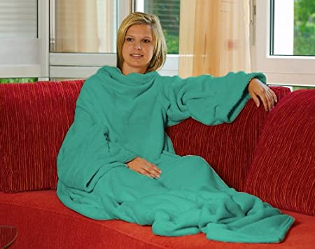 Snuggle Decke Mit ärmeln.Kuschelige Kuscheldecke Fleecedecke Snuggle Decke Mit Armeln In