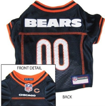 23 Chicago Bears Jersey - NFL Dog Jersey NFL Team: Chicago Bears, Size: Extra Large (23