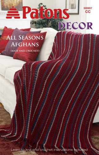All Seasons Afghans (knit & crochet patterns)