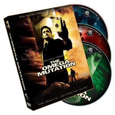 Omega Mutation (3 DVD Set) by Cameron Francis & Big Blind Media - DVD by MTS