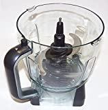 NEW Ninja 64oz (8 Cup) Food Processor Bowl + Blade for BL770 BL771 BL772 BL780
