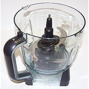 Amazon.com: NEW Ninja 64oz (8 Cup) Food Processor Bowl