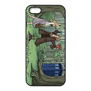 Cyber Monday Store Customize Doctor Who Cellphone Carrying Case for iphone 5 5S JN5S-2277