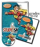 Study Smarts - Study Skills  for Grades 9-12