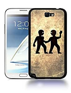 Gemini Zodiac Star Sign Vintage Phone Case Cover Designs for Samsung Galaxy Note 2