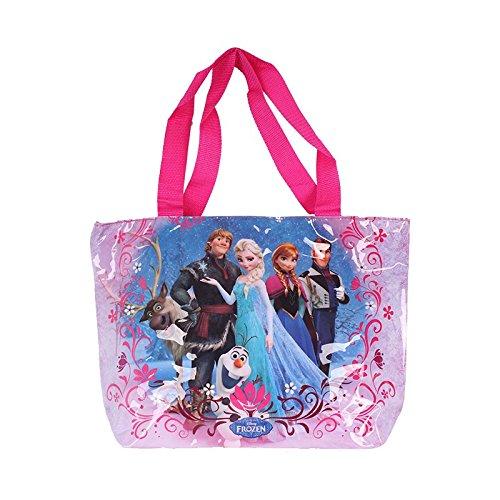 Con Nieves Bolso Disney nbsp;27 Playa Reina Color nbsp;cm Grande Plastificado nbsp;11 Rosa Diseño nbsp;x frozen 40 Las De c8rUIqv8