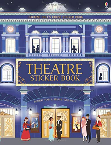 Dolls House Sticker Book Theatre for sale  Delivered anywhere in Canada