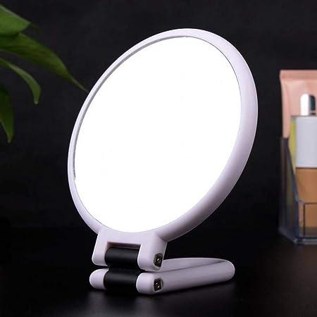 LBPLWY HD Espejo De Maquillaje De Escritorio Mujer Dormitorio Mesa ...