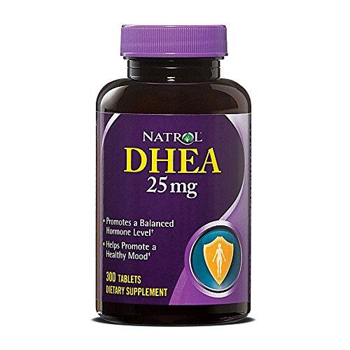Dhea 25Mg Natrol 300 Pack