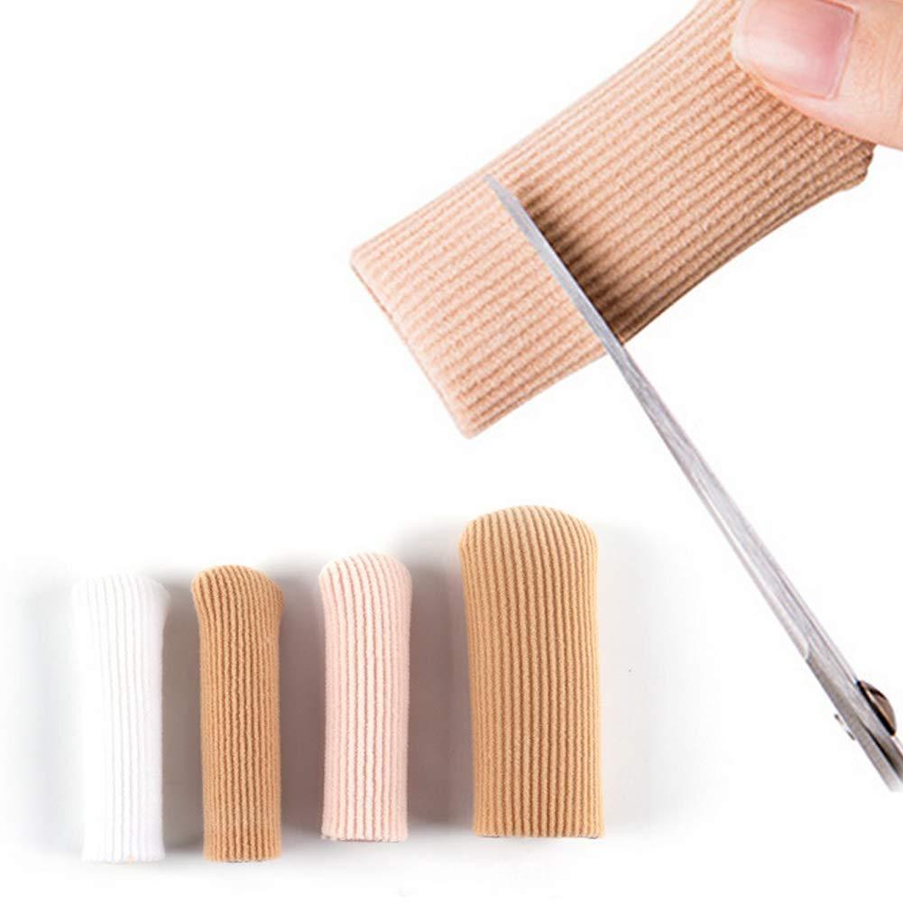 Daumensch/ützer Silikon Daumenh/ülsen Finger Toe Abdeckung Gro/ß f/ür Schmerzlinderung 1 St/ücke S