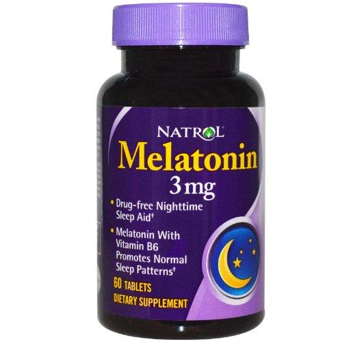 Natrol Melatonin 60 Tablets