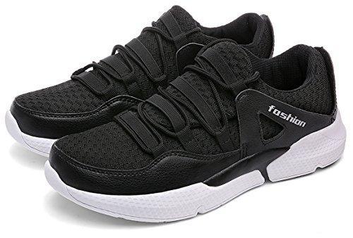 Running Sneaker De Léger Respirante Chaussures Homme Mesh Sport Chaussure Bensorts Confort Schwarz RXHFSvqwx