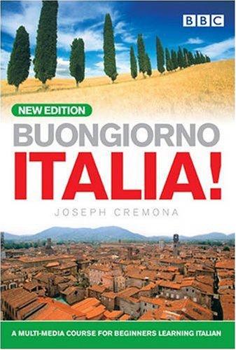 Ebook Buongiorno Italia! (English and Italian Edition) WORD