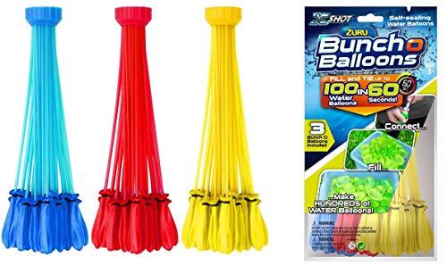Zuru Bunch O Balloons (Colors Vary) (Bunch O Balloons 100)