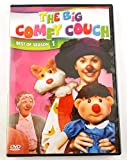 The Big Comfy Couch, the Best of Season 1 DVD 6 Episodes