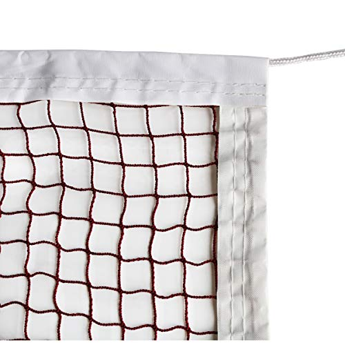 DOURR Sports Recreational Tournament Badminton Net (20 FT x 2.5 FT) for Indoor and Outdoor