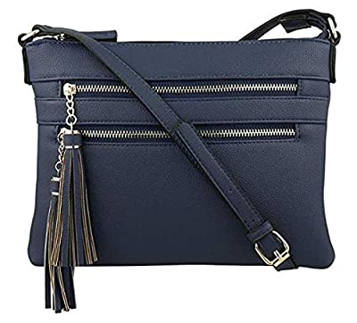 Deluxity - Extra Small Purse For Women Made Of Vegan Leather With Shoulder Strap