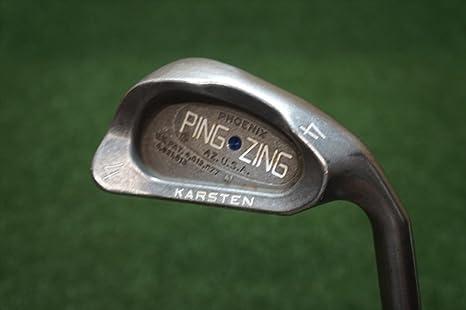 Ping Zing 4 hierro diestros: Amazon.es: Deportes y aire libre