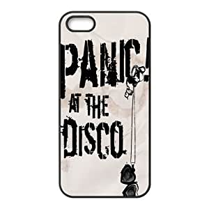 Custom Panic At The Disco Design TPU Snap On Case Cover Shell Protector For iphone 4 4s