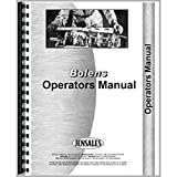 Service Manual For Belarus 5260 Tractor (Diesel) (2 and 4 Wheel Drive)