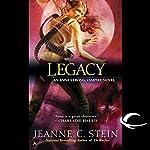 Legacy: Anna Strong, Vampire, Book 4 | Jeanne C. Stein