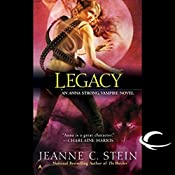 Legacy: Anna Strong, Vampire, Book 4 | Jeanne C. Stein