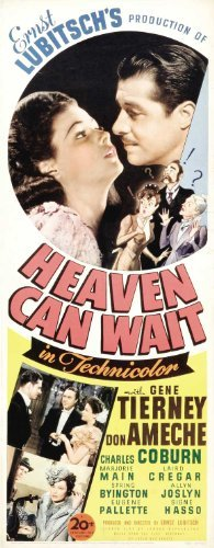 Heaven Can Wait POSTER Movie (14 x 36 Inches - 36cm x (Heaven Movie Poster)