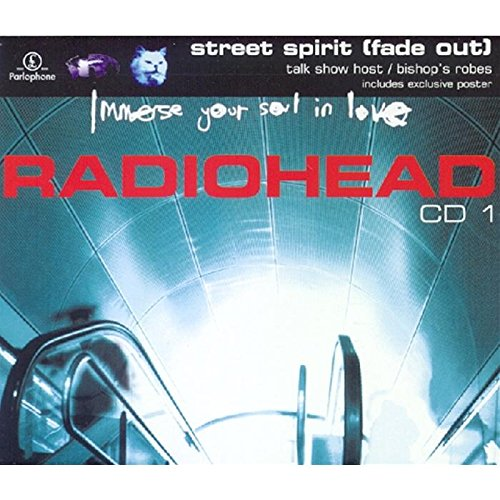 Street Spirit (Fade Out) [UK #1] by EMI Import