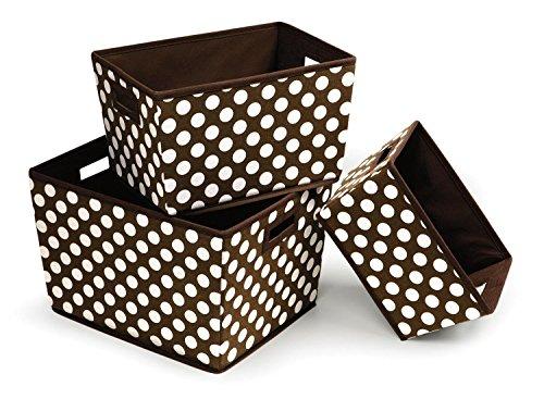 Nesting Trapezoid Basket Set
