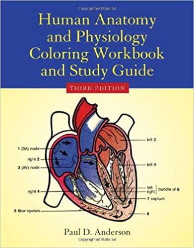 Amazon.com: Human Anatomy & Physiology Coloring Workbook ...