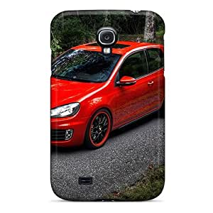For Galaxy S4 Tpu Phone Case Cover(ww Golf Gti)