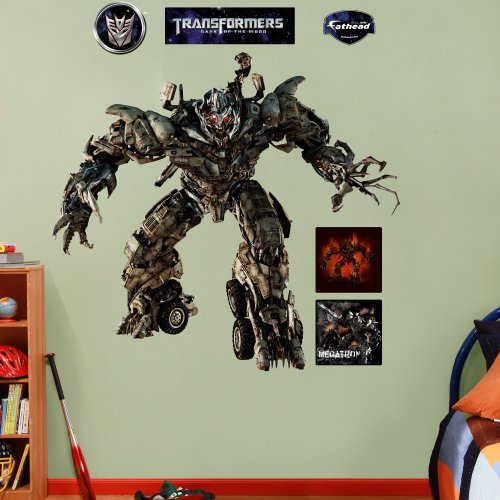 FATHEAD Megatron Graphic Wall Décor