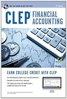 Book CLEP? Financial Accounting Book + Online (CLEP Test Preparation) by Donald Balla CPA (2012-04-24)