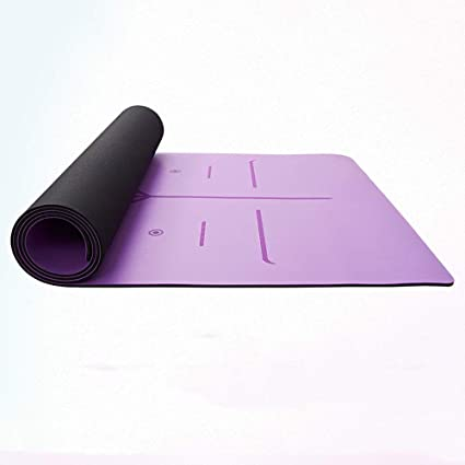 DYJ Colchoneta para Ejercicios De Yoga - Uso Múltiple - 183x ...