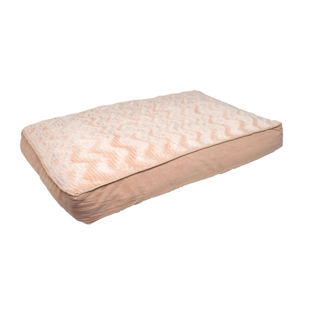 Dogit Style Wild Animal Small Mattress Bed, Beige