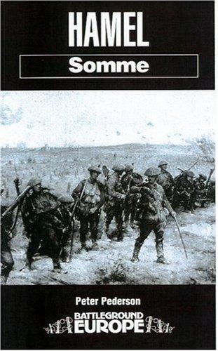 Hamel: Somme (Battleground Europe) PDF