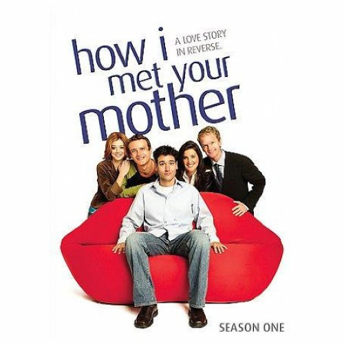 DVD : How I Met Your Mother: Season 1 (Full Frame, , Dubbed, Dolby, AC-3)