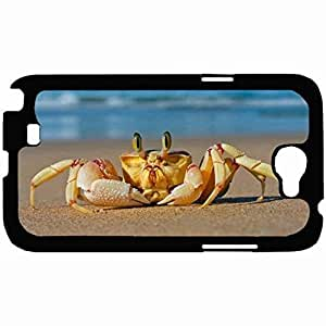 New Style Customized Back For Iphone 5/5S Case Cover Hardshell , Back Crab Personalized For Iphone 5/5S Case Cover