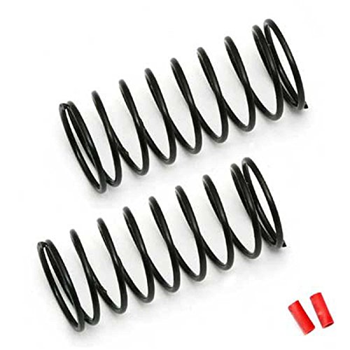 (Team Associated 91332 12mm Front Spring, Red, 3.90-Pound )